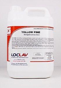 Detergente Yellow Pine - Spartan 5lts