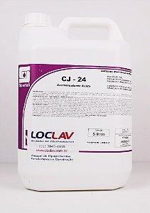 Limpador de base ácida cj-24 5lts