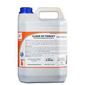Desinfetante limpador Clean by Peroxy - Spartan  5lts