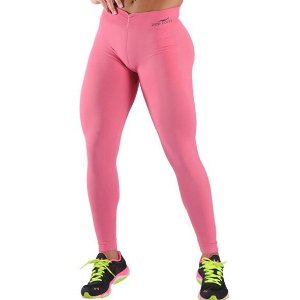 Legging Fitness Sem Costura Rosa - 0507