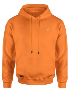 Blusa de Moletom Canguru Orange NEON