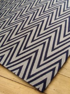 Tapete Cosmopolitan 269-9000 Azul - 1,50 x 2,00