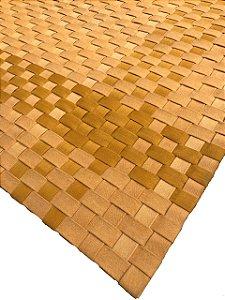 Tapete Tramado Lona Básico 25 -2 tons de Amarelo 1,50 X 2,00