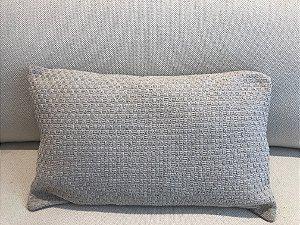 Capa Almofada Caetés - cinza claro - 50 X 30