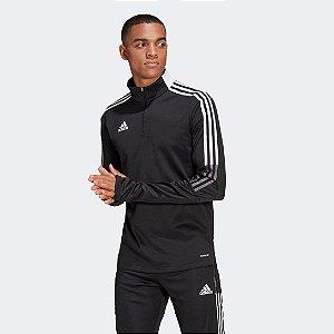 Blusa Adidas Tiro 21 WRM TOP Black