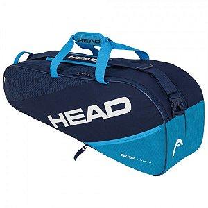 Raqueteira Head Elite 6R Azul