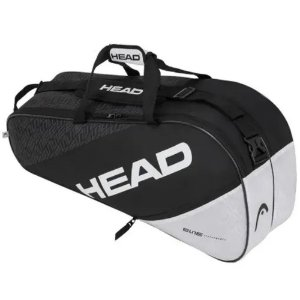 Raqueteira Head Elite 6R Preta
