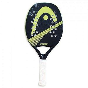 Raquete Head Beach Tennis Razor PRETO/VERDE