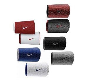 Munhequeira Nike Dupla Face Dri-Fit Grande