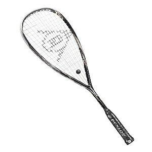 Raquete de Squash Dunlop Blackstorm 4D Titanium