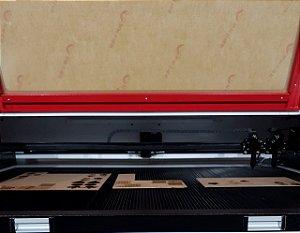 Mesa de lâmina - Área de trabalho 900x600mm  - Gap de 10mm.