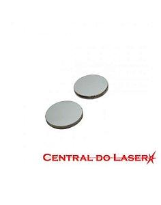 Espelho Black de 25mm para máquinas de corte e gravação a laser.