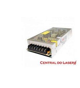 Fonte Chaveada 24V para Máquinas de Corte a Laser