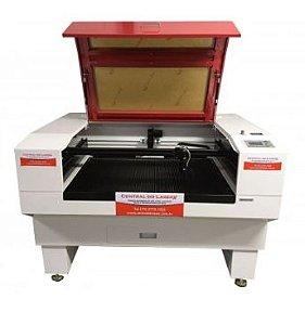 Máquina de corte e gravação a laser CL 1490