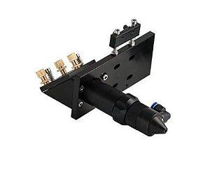 Cabeça de corte para máquinas de corte e gravação a laser