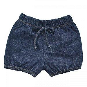 Shorts Feminino em Cotton Jeans