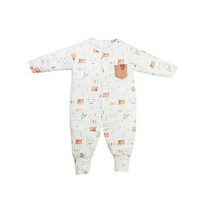 Macacão Bebê Algodão Pequeno Príncipe