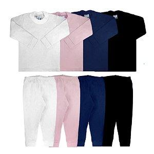 Conjunto Calça e Camiseta Térmica
