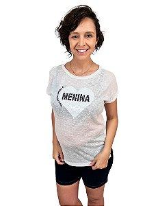 Camiseta gestante Manga Curto Chá de Revelação