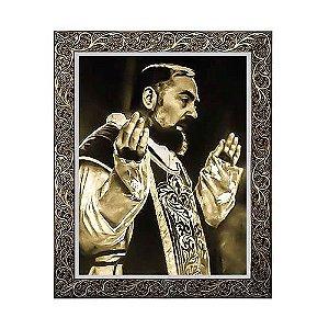 Quadro de Padre Pio 3