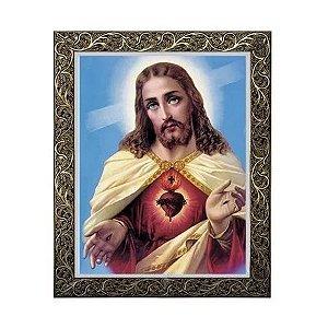 Quadro do Sagrado Coração de Jesus 4