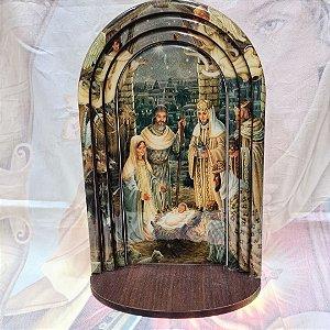 Capela Presépio 3D