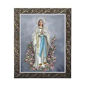 Quadro Nossa Senhora de Lourdes 1