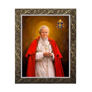 Quadro São João Paulo II 1