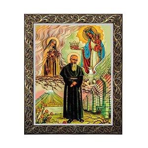 Quadro São Maximiano Kolbe 3