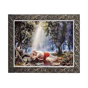 Quadro Jesus Rezando 5