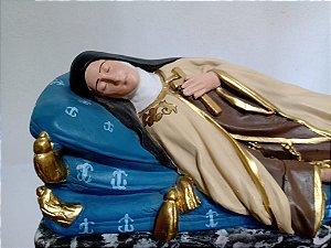 Santa Terezinha Morta 47 cm