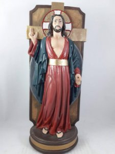 Santas Chagas de Jesus 30 cm