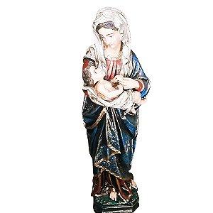 Imagem Nossa Senhora da Divina Providência Barroca 40cm
