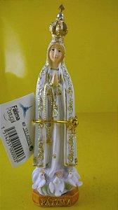 Nossa Senhora de Fátima Importada 10 cm