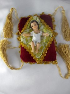 Menino Jesus com Almofada