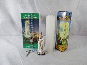 Kit Nossa Senhora de Fátima