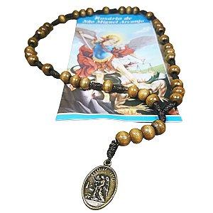 Terço de São Miguel com Folheto