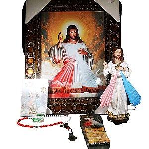 Kit da Divina Misericórdia