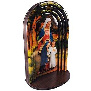 Capela Maria Passa a Frente 24cm MDF 3D