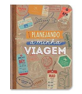 PLANNER DE VIAGENS - CARTÕES GIGANTES