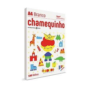 CHAMEQUINHO BRANCO C/ 100 FOLHAS - CHAMEX
