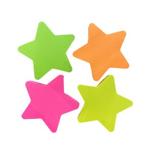 STICKY NOTES ESTRELA - EAGLE