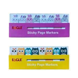 STICKY PAGE MARCADOR - EAGLE