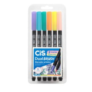 KIT DUAL BRUSH PASTEL - CIS
