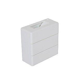 Luminária Arandela LED 6W Rischi Externa Branco Quente Branco