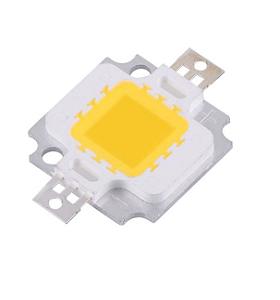 Chip de Refletor LED 10w Branco Quente - Reposição