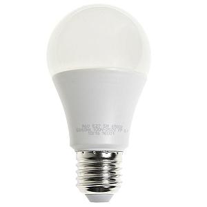 Lâmpada Bulbo LED A60 5W Bivolt Branca - Amarela | Inmetro