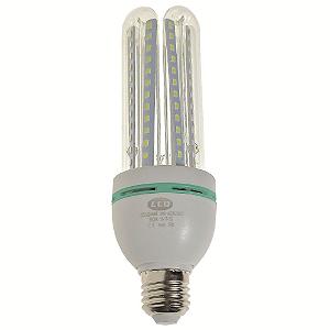 Lampada LED 24W E27 Branco Quente | Inmetro