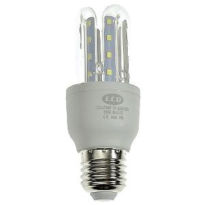 Lâmpada LED 7W E27 Branco Frio | Inmetro