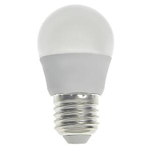 Lâmpada LED Bolinha 5w Branco Quente | Inmetro